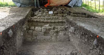 Новости археологии. Город майя