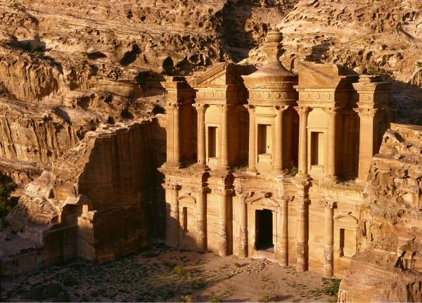Древний город Петра Египет