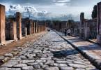 Город Помпеи фото