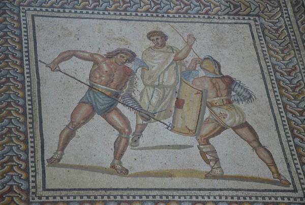 Фото гладиаторов в Древнем Риме