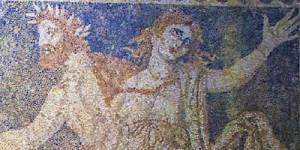 Гробница Амфиполис Греция фото
