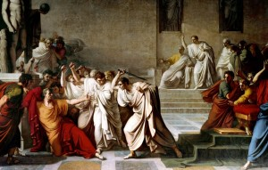 Убийство Цезаря Древний Рим: картинки