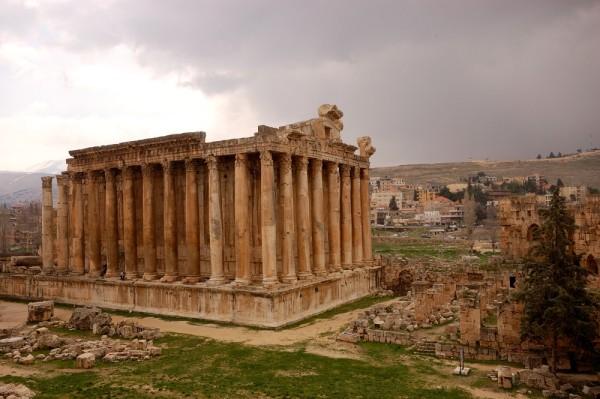 Римские руины, Ливан