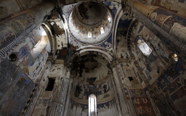 Древний город Ани, Турция
