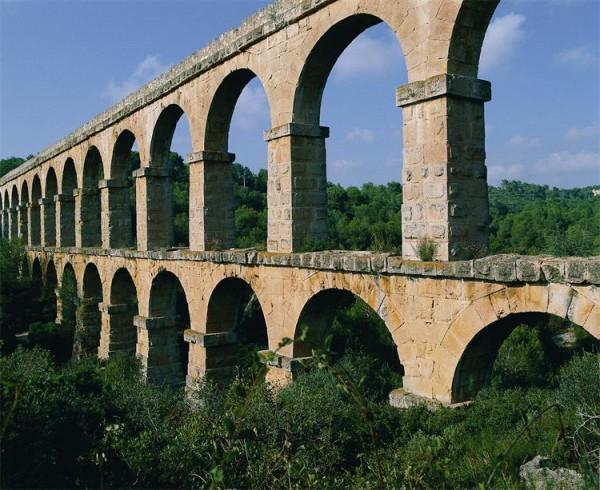 Римский амфитеатр в Испании