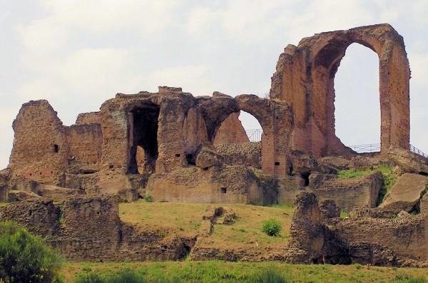 Римские виллы: Англия