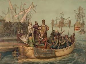 Христофор Колумб: картинки