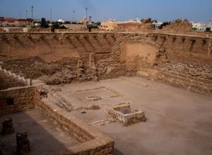 Бахрейн древний Вавилон фото