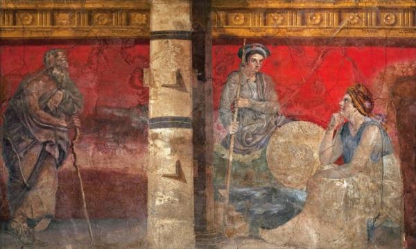 одежда в Древнем Риме