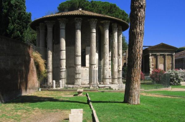 дворцы и сады рима в древности