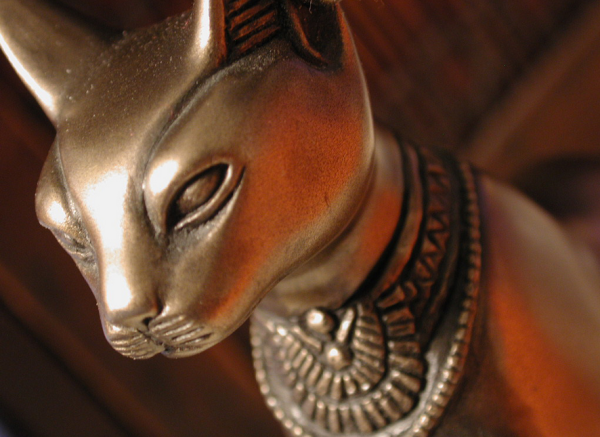 символ бастет древнего египта
