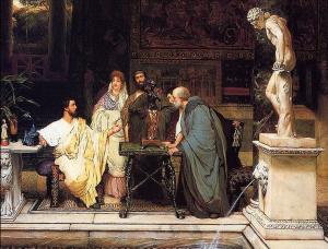 игры в древнем риме