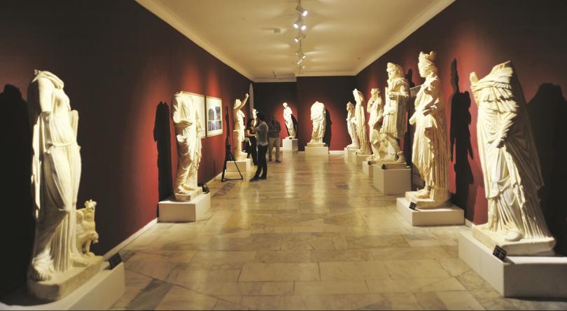 музей перге турция фото
