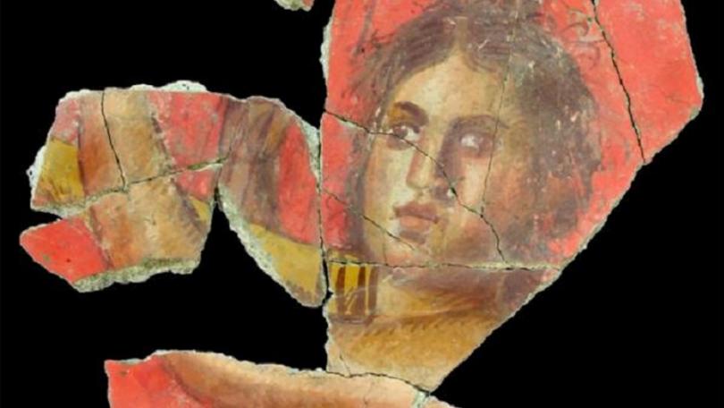 франция мозаики древнего рима
