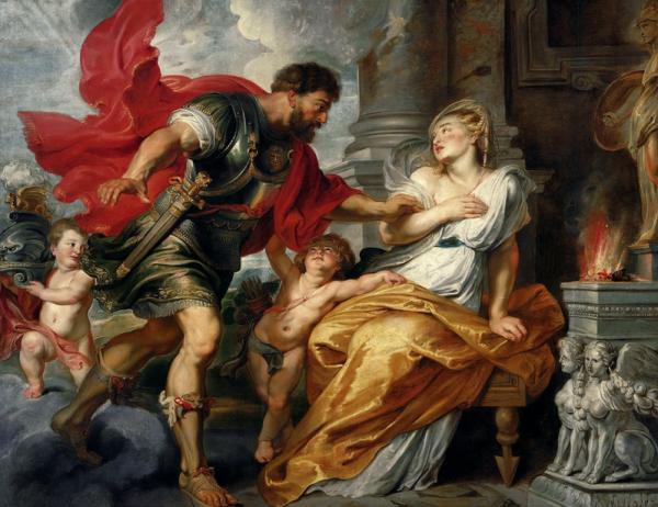 мифы античного рима фото