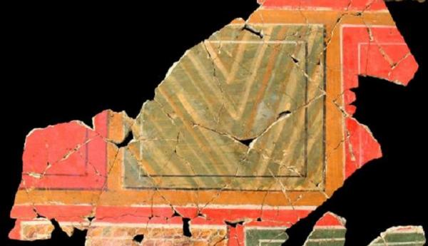 фрески древнего рима фото 1