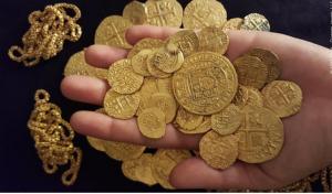 древние монеты испании фото