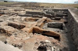 древний город турции фото