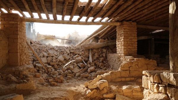 монастырь древнего рима сирия фото