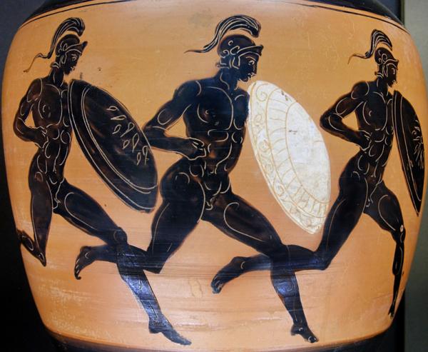 Игры древней греции фото