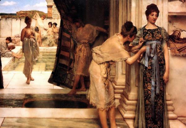 римлянки фото
