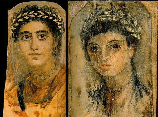 римлянки картинки