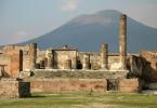 древний рим помпеи фото