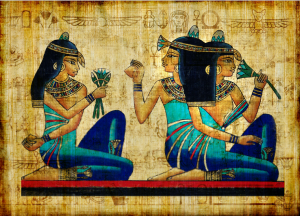 лотус в древнем египте