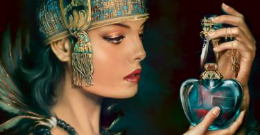 макияж древнего египта фото