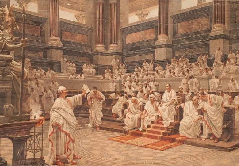 ораторы древнего рима цицерон