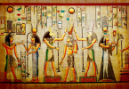 religion ancient egypt pictures