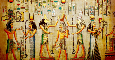 religion ancient egypt pictures