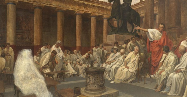 юристы древнего рима фото