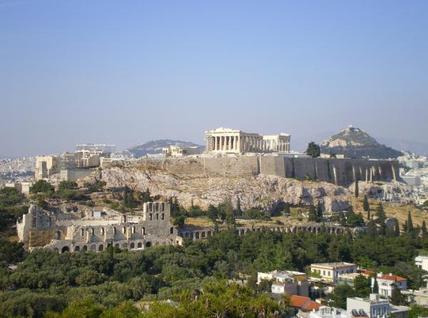 город афины древней греции фото