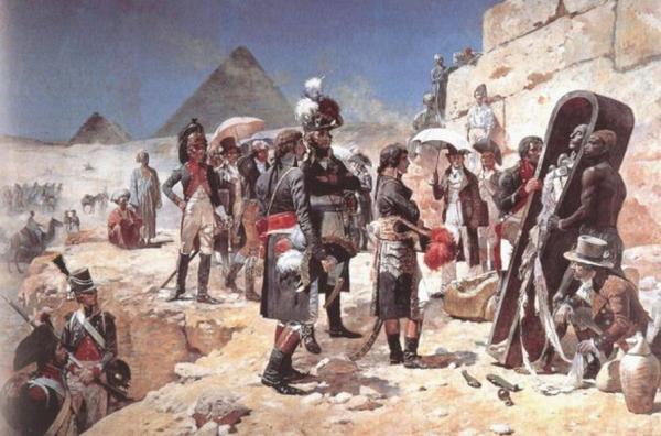 ученые древнего египта фото