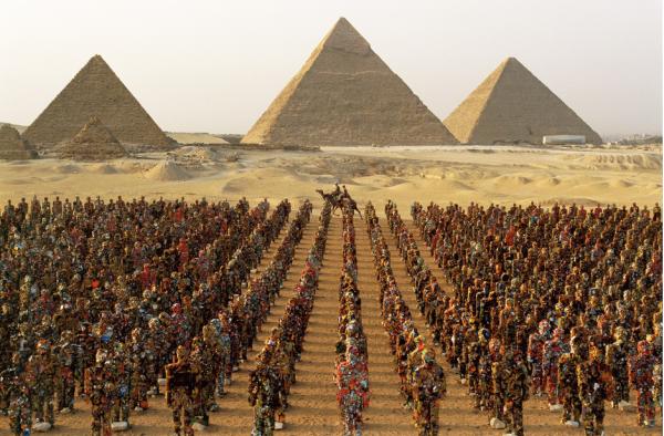 армия древнего египта фото