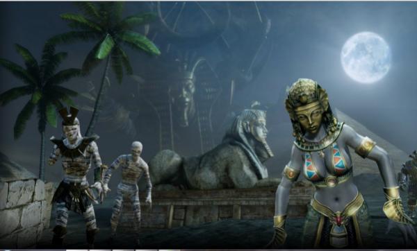 игры древнего мира