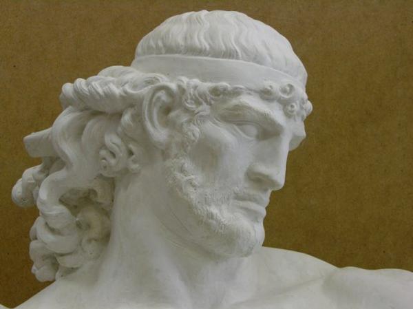 цари древней греции фото