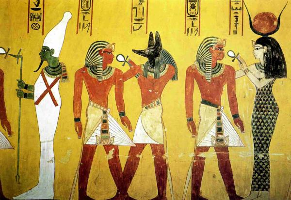 мифы египта картинки