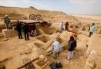гробница фараона фото