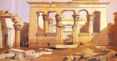 живопись древнего египта фото