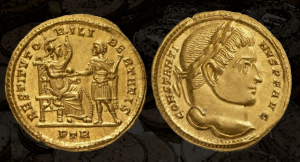 копии римских монет