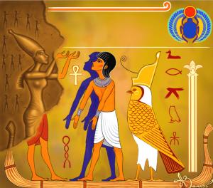 легенды древнего египта фото
