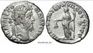 монеты древнего рима фото