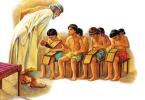 обучение в древнем египте
