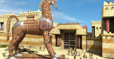 троянская война греции