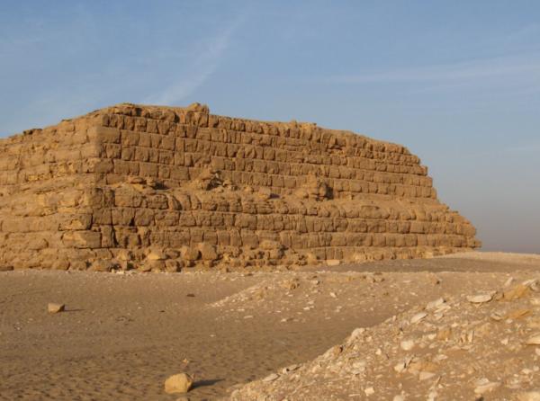 Мастаба Шепсескафа в Саккаре