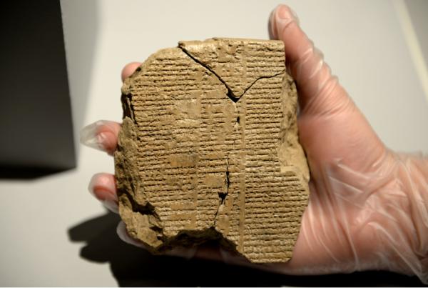 вавилон таблички фото
