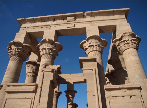 архитектура древнего египта фото