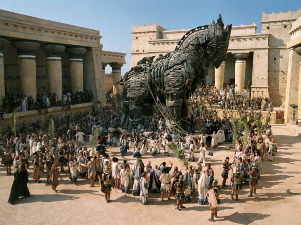 войны древней греции фото